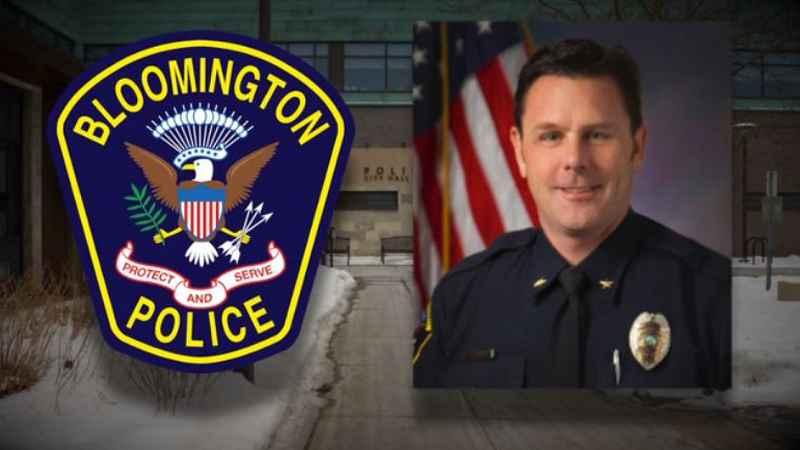 Bloomington Police Chief Jeff Potts | KSTP