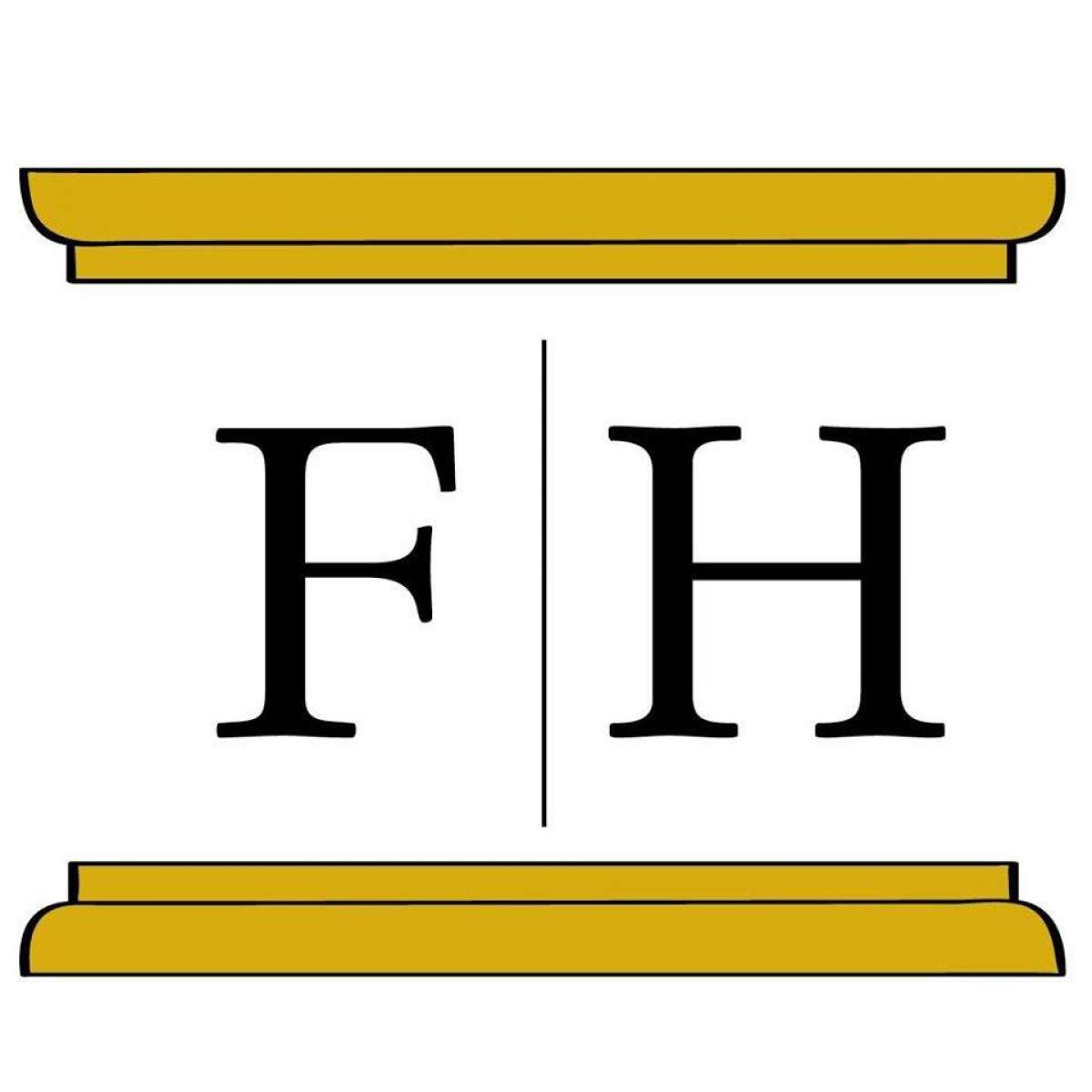Pictured is the Founders Hall logo. The communications manager at the donor-supported center for lifelong learning fitness, and fun in Ridgefield writes this column about the programs that the center has available for residents of the town, age 60, and older, who are retired, and working.