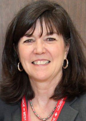 Sue Nicholson Monroe Chamber of Commerce President Sue Nicholson