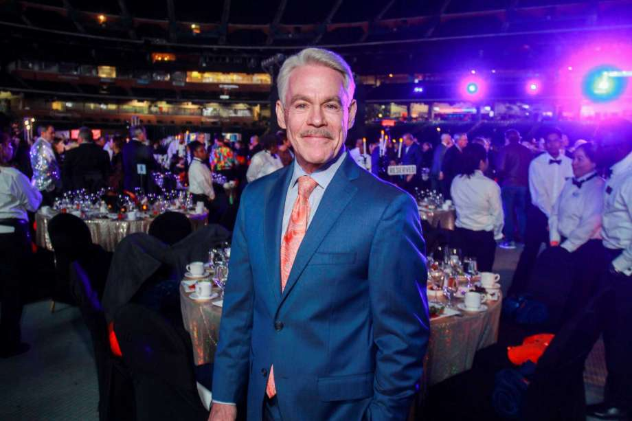 Tom Koch at the Astros Diamond Dreams Gala at Minute Maid Park. Photo: Gary Fountain, Contributor / © 2019 Gary Fountain