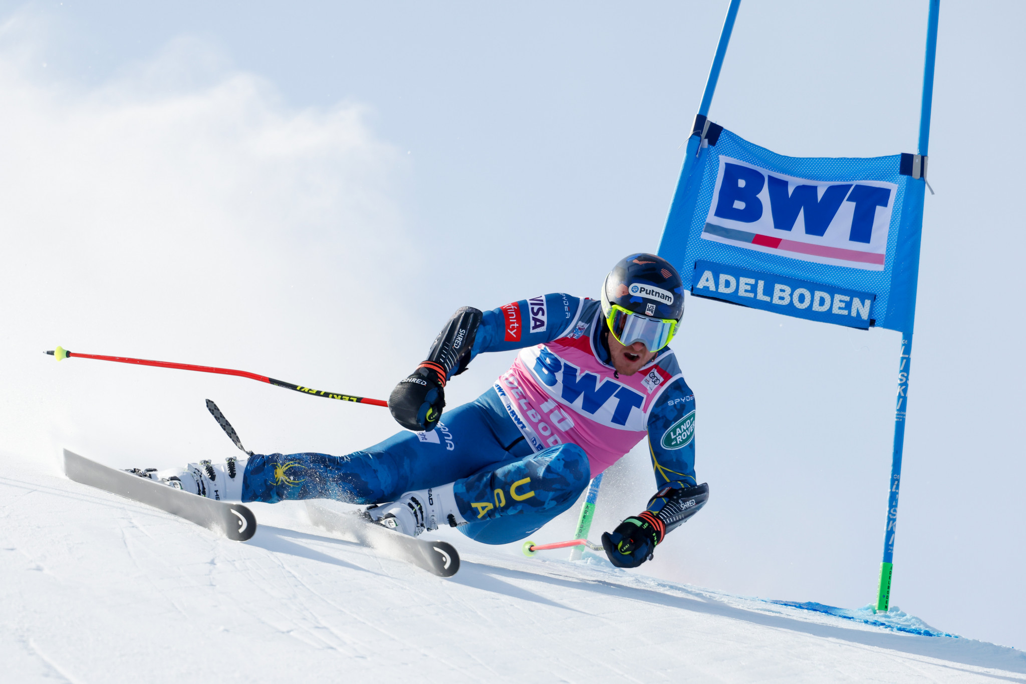 American ski legend Ted Ligety has begun his retirement ©Getty Images