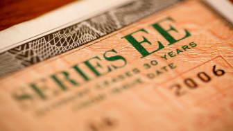 picture of Series EE savings bond