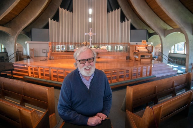 """Alan Cook, Director of Family Ministries at Central United Methodist Church on Pacific Avenue in Stockton, is retiring after 15 years at the church on April 30. """"When you ask about what I want to do is,"""" says Cook, """"I think I want to repay the community, because I have been so lucky. I have met amazing people."""""""