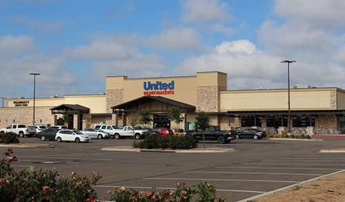 United Supermarkets has announced the appointment of Sidney Hopper as its new Chief Executive Officer following the retirement of his predecessor Robert Taylor