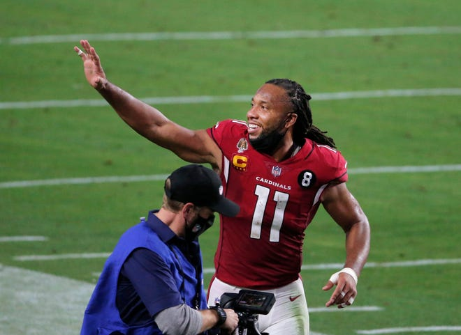 Is Arizona Cardinals wide receiver Larry Fitzgerald set to retire? Some odds think he will hang up his cleats before the start of the 2021 NFL season.