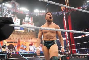 Daniel Bryan at WrestleMania 37