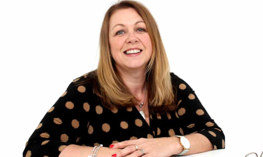 Kathy Honeyball from Sheffield.