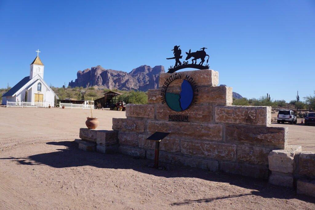 Apache Junction, AZ - Superstition Mountains Museum