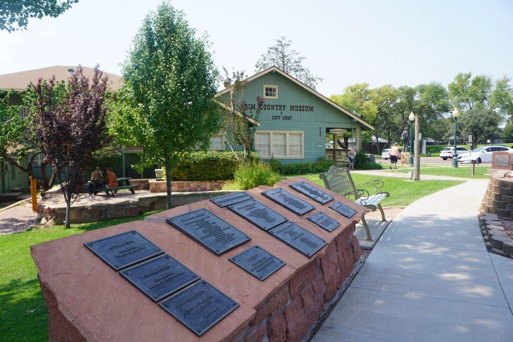 Payson, AZ - Rim Country Museum.