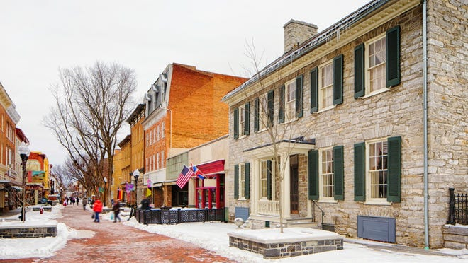 With a cost of living that's more than 3% below the national average, Winchester made it to our list of the top 10 most affordable cities in the U.S.